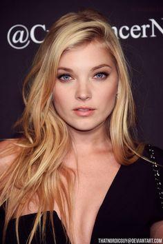 Natalie Dormer / Elsa Hosk | 18 Celebrities Morphed Into Stunningly Perfect People