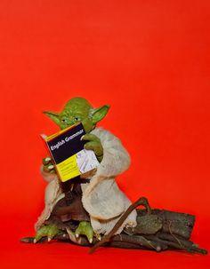 Yoda Learns Grammar