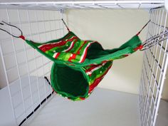 Rat hammock by TinyToesHammocks on Etsy