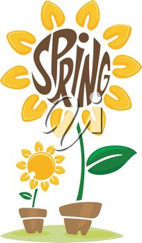 219 Best Spring Clipart images in 2019   Clip art, Free ...