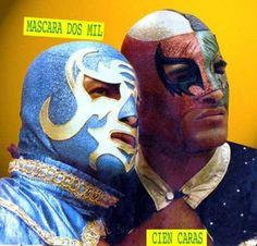Mascara Dos Mil & Cien Caras