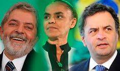 IRAM DE OLIVEIRA - opinião: Pesquisa Datafolha aponta Lula com 22%, Marina 17%...