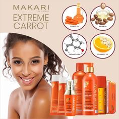Makari Extreme Carrot & Argan Oil Skin Toning BODY MILK – Lightening Brightening & Tightening Body Lotion with Organiclarine™ – Whitening & AntiAging Treatment for Dark Spots Acne. Click image for even more information. (This is an affiliate link). How To Cure Pimples, Pimples Overnight, Acne Spot Treatment, Clear Skin Tips, Lighten Skin, Anti Aging Treatments, Best Natural Skin Care, Aging Process, Natural Hair