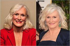The Best Hairstyles for Women Over 50: Glenn Close Hairstyles