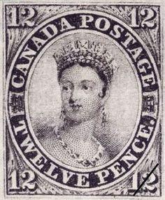 Queen Victoria - laid paper