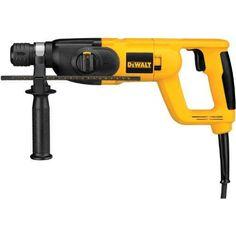 DEWALT D25023K Compact SDS Rotary Hammer - http://demolitionhammers.co/product/dewalt-d25023k-compact-sds-rotary-hammer/