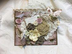 "Handmade Card ""You Make Me Happy"""