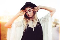"""LENNI the label """"Imaginary Beings"""" LookBook - The Cool Hour 