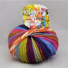 Pelote de laine KNITCOL - Adriafil - Sperenza Laine, boutique de laines et articles de mercerie
