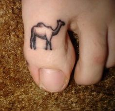 Do I need to spell it out for you? #Camel #toe #tattoo