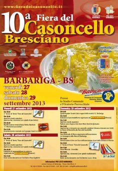 10 fiera del casoncello di Barbariga http://www.panesalamina.com/2013/16278-10-fiera-del-casoncello-bresciano-barbariga.html