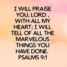 Scripture Pictures, Psalms