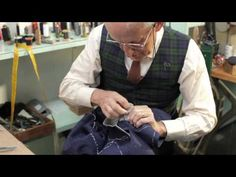 TAILOR'S TIPS by Vitale Barberis Canonico Episode 6: Collars and Undercollars…
