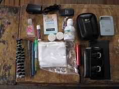 Road Trip Packing Lists