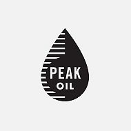 Peak Oil, 2012 By Aaron Draplin                                                                                                                                                                                 More