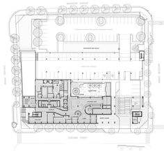 Gallery of Hotel Indigo / Surber Barber Choate + Hertlein Architects - 13 Hotel Floor Plan, Hotel Indigo, Architecture Plan, Floor Plans, Barber, Architects, Flooring, How To Plan, Gallery