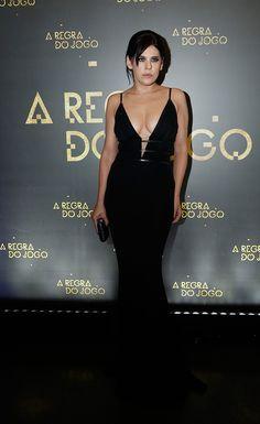 Bárbara Paz (Alphorria) - Agosto 2015 (Festa de lançamento de A Regra do Jogo)