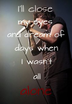 Sleeping With Sirens - Don't Fall Asleep At The Helm