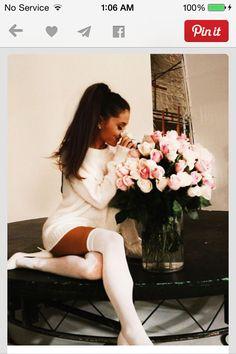 Grande smelling pink roses