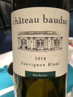 Sauvignon Blanc, White Wine, Bordeaux, Drinks, Bottle, Beverages, Bordeaux Wine, Flask, White Wines