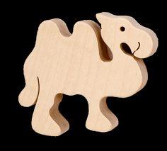 Fauna - fajáték, fajátékok, összerakós játék, fafegyver, puzzle játék, állatfigurák, fakard, csattogós lepke
