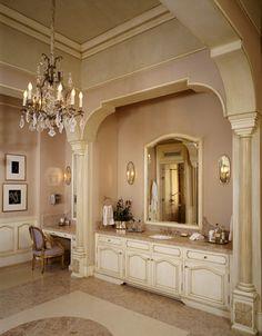 French Normandy | Beverly Hills, California | 42,000 sq. ft. | architect: Landry Design Group | interior designer: Joan Behnke