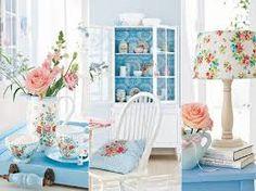 www.cortinas florais românticas - Pesquisa Google
