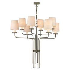 Vail 8 Light Pendant