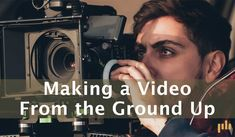 Refresh your skills and take a minute to remember why you got into filmmaking with these all-inclusive tutorials on capturing images.