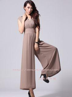 b80d026cadc designer jumpsuits - Google Search · Jeans JumpsuitOverallsLa ChicDesigner  JumpsuitsCheap PantsRompers WomenPlus Size FashionChiffonJumpsuits ...