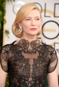 Cate Blanchett - Elegant lady and actress.  Hopefully, she has many many years ahead to make more great movies.