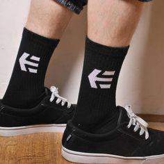 Etnies Socks Black 3 Pack