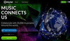 La página de ccMixter recopila una impresionante colección de música y archivos sonoros para descargar y usar libremente en nuestros proyectos.