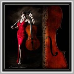StarVisionsPhotography.com  #Musical #Cello #Senior #Portrait using 6 diferent #images created for a #Lincoln Way #student. Sepia Black & white and #paint #effects #photoshop