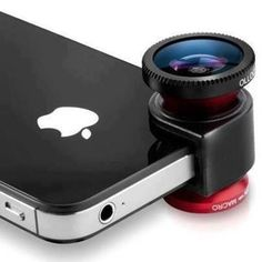 Now a real iPhone canera