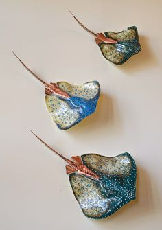 Stan Harmon Glass Art & Sculpture Have you ever woken up recently, rushed into relieve themself to s Glass Artwork, Glass Wall Art, Sea Glass Art, Stained Glass Art, Fused Glass, Broken Glass Art, Shattered Glass, Sculptures Céramiques, Art Sculpture