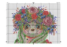 Cute Cross Stitch, Cross Stitch Patterns, Betty Boop, Alphabet, Diy And Crafts, Bunny, Needlecrafts, Ducks, Bears