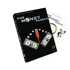 Money Paddle by Daytona Magic, Inc. - Trick