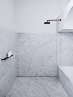 Regent by Smart Design Studio-Sydney Home Design Natural Light Inward - The Local Project Home Design, Smart Design, Design Studio, Design Ideas, Royal Oak Floors, Sydney, Front Rooms, Bathroom Interior Design, Bathroom Designs