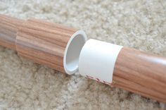 Project Nursery - PVC Pipes for DIY Teepee