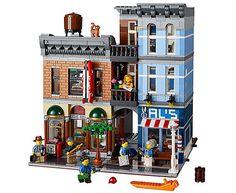 Detective's Office - 10246   Creator Expert   LEGO Shop
