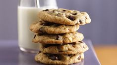 Ultimate Chocolate Chip Cookies-- Just like the name says, this is the chocolate chip cookie extraordinaire! Definitely one of Betty's favorites!