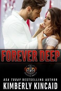REVIEW: Forever Deep by Kimberly Kincaid | Harlequin Junkie | Blogging Romance Books | Addicted to HEA :)