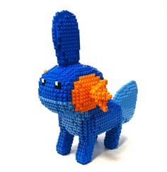 Lego Mudkip worthy of liking