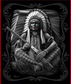 David Gonzalez Native - Queen Size