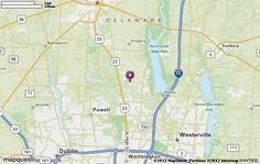 Lewis Center, OH Map | MapQuest