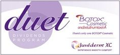 AUGUST Special: 100 dollars off Juvederm XC, with purchase of 20 units of Botox.  Expires: August 31, 2012