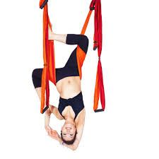 Aerial Yoga, Deluxe Aerial Yoga Hammock,Yoga Trapeze