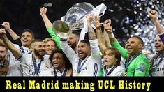 Real Madrid becomes first back-to-back Champions League winner with an Emphatic win over Juventus Soccer Match, Soccer Fans, Psg, Fc Barcelona, Liverpool, Wear You Down, Equipe Real Madrid, La Champions League, Zidane