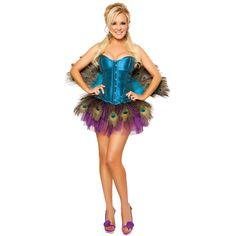 Peachick Adult Costume - Costumes, 801374